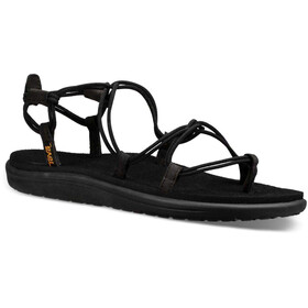 Teva Voya Infinity Teenslippers Dames, black